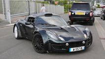 2015 Renault/Caterham Alpine with Lotus Exige body spy photo