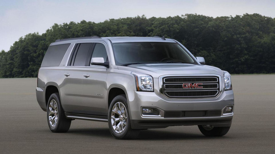 Chevrolet Tahoe & GMC Yukon could get off-road variants - report