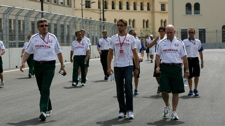 Button wants Honda reunion in 2015