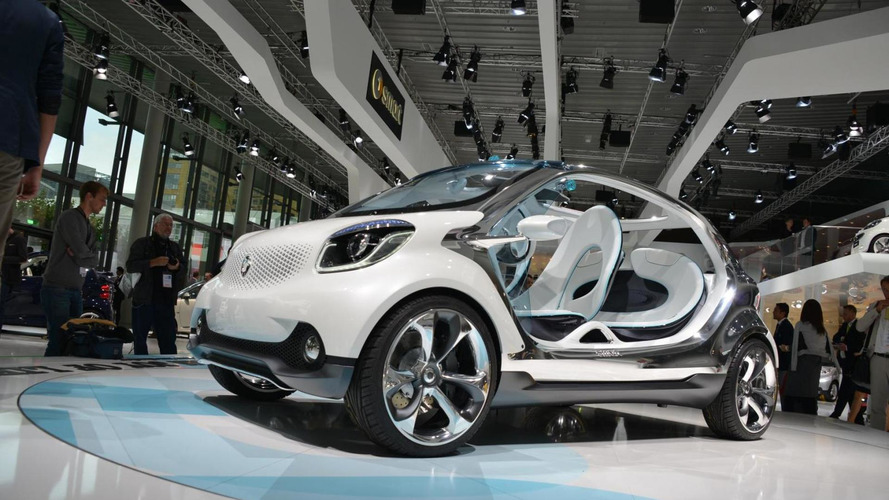 Smart FourJoy concept unveiled in Frankfurt