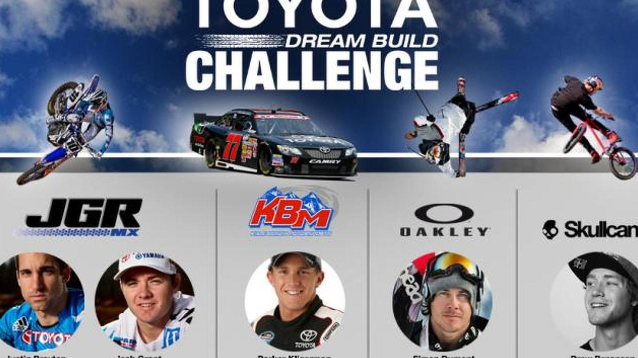 Toyota Dream Build Challenge for SEMA 26.9.2013
