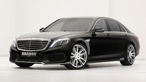 Mercedes S-Class by Brabus 25.7.2013