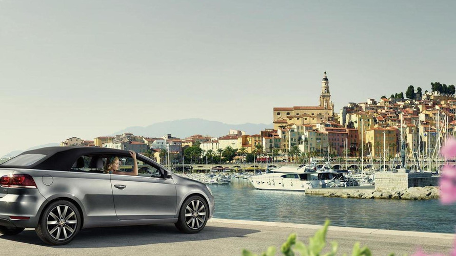 Volkswagen Golf Cabriolet Karmann Edition announced