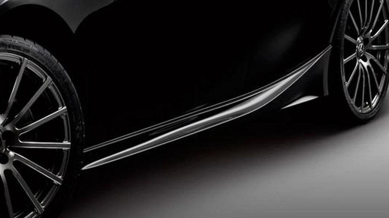 Lexus IS 25 Anniversario teaser photo