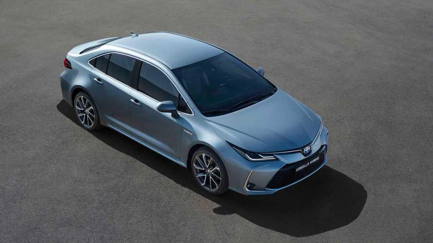 Yeni Corolla Hibrit Türkiye'de üretilecek