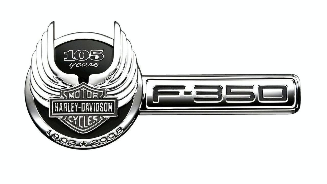 2008 Ford Harley-Davidson F-Series Super Duty