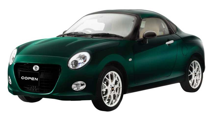 2019 Daihatsu Copen Coupe Looks As Cute As A Button