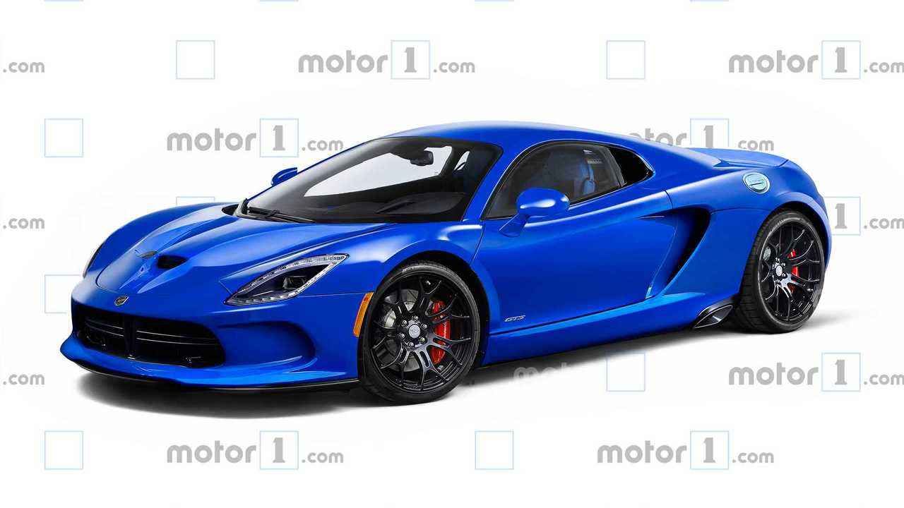2020 Mid-Engined Dodge Viper