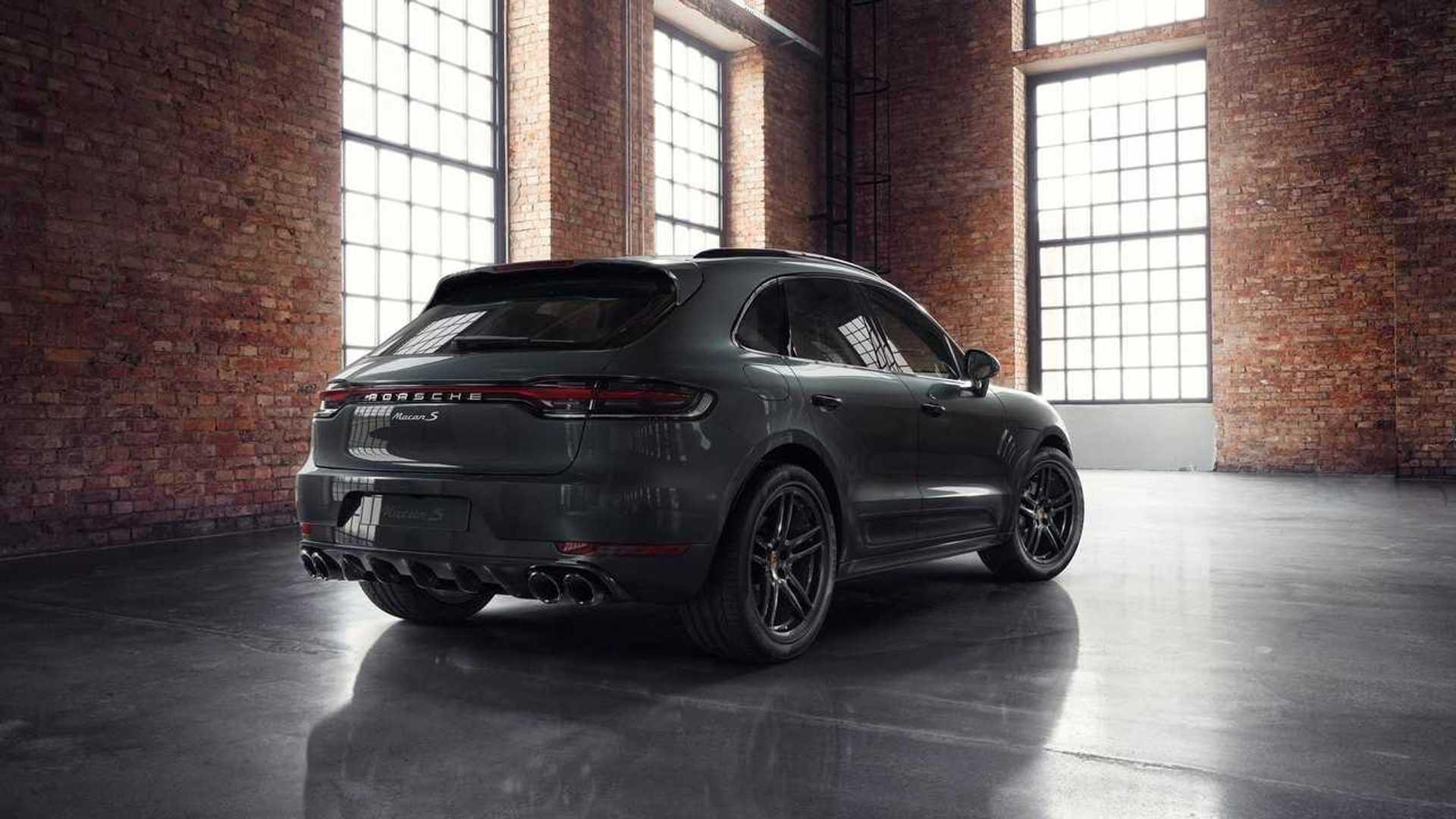 2019 Macan S Pampered By Porsche Exclusive Manufaktur