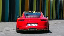 Prueba Porsche 911 Carrera T 2018