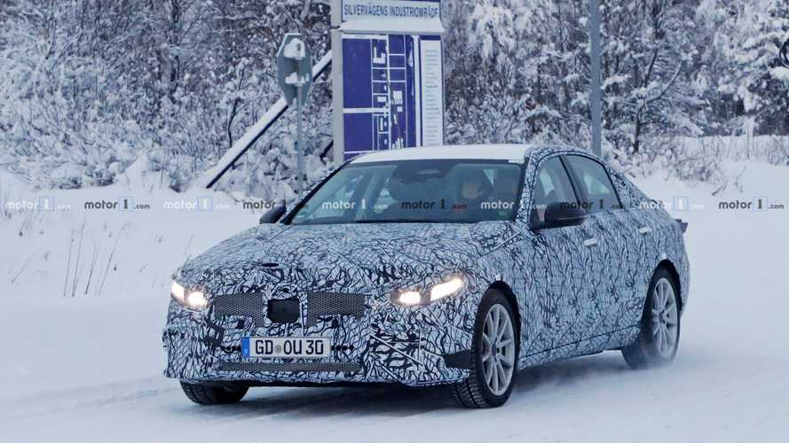 Next-Generation Mercedes-Benz C-Class Spy Photos