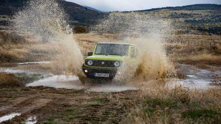 Já dirigimos: Novo Suzuki Jimny Sierra 2019  é pura diversão