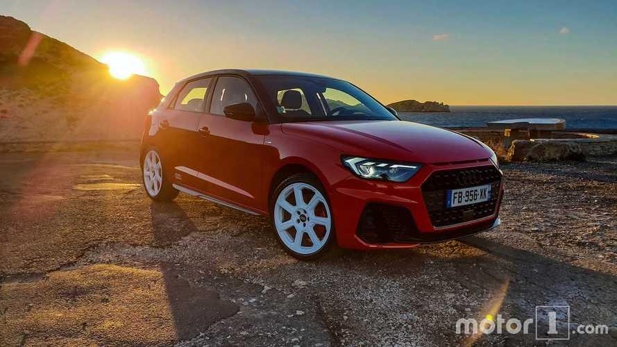 Essai Audi A1 30 TFSI (2019)