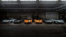 McLaren Special Operations Racing Through the Ages Collection