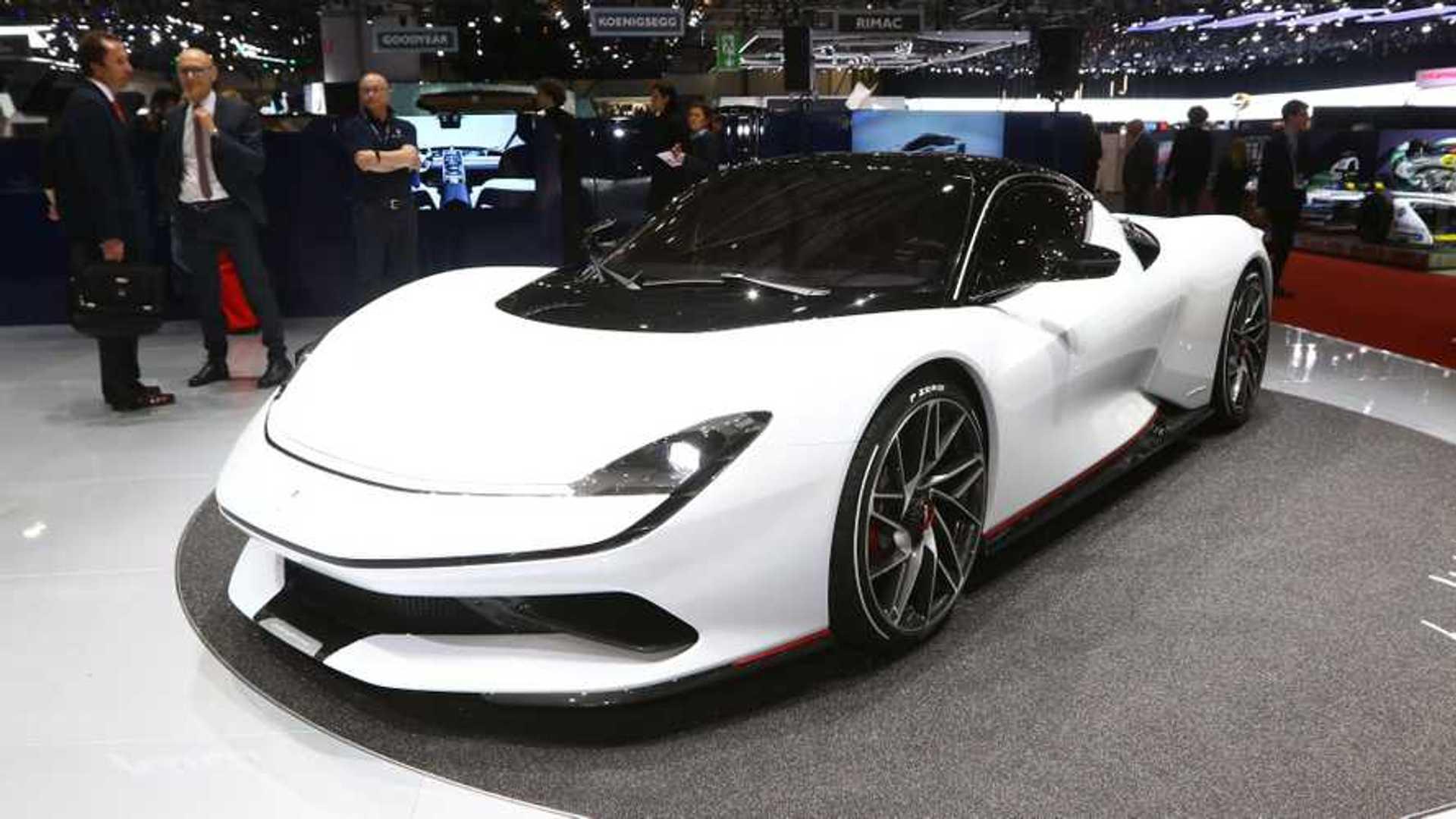 Pininfarina Battista revealed in Geneva: Most powerful Italian road car ever