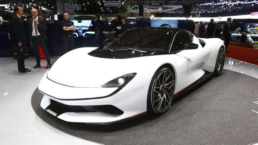 Pininfarina Battista Revealed In Geneva With 1,874 Electric HP