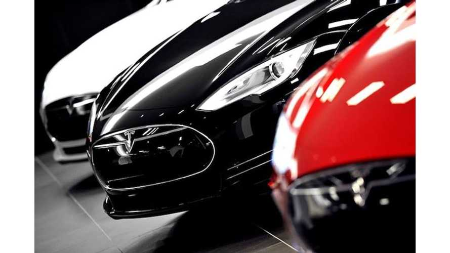 Morgan Stanley Not Concerned Over Predicted Decline In North American Tesla Model S Sales