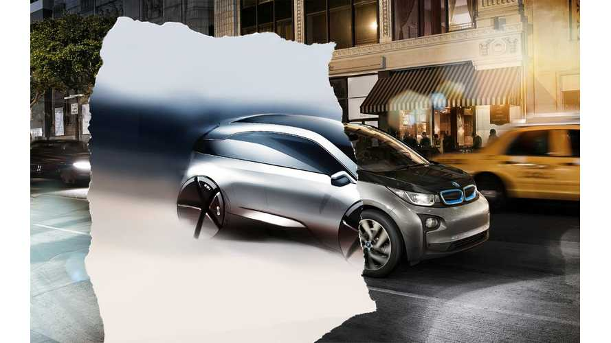 BMW i3 - From Render to Real Deal