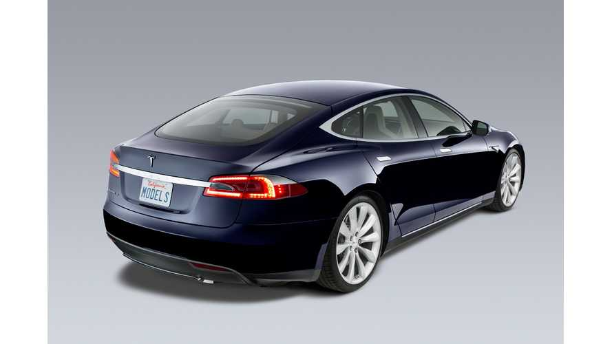 Tesla Model S Sales Lead The Way In Switzerland