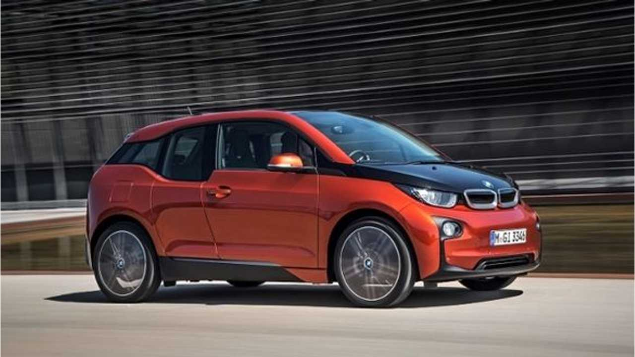 We D Sure Hope That The Bmw I5 Bares Less Resemblance To I3