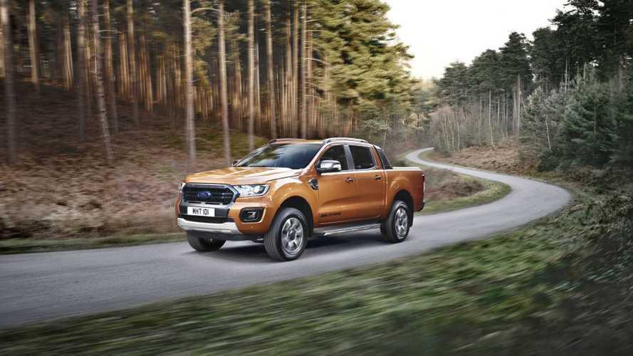 El Ford Ranger 2019 arrastra 20 caravanas