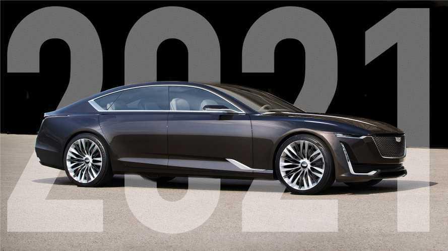 Guía de modelos 2021 nuevos: 24 autos, camiones y SUVs