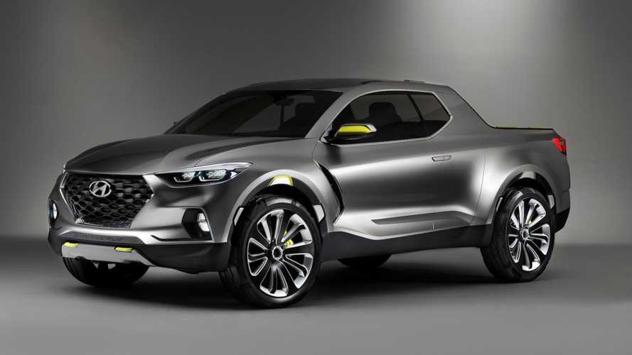 Hyundai Truck Might Get Hot N Version To Fight Ford Ranger Raptor