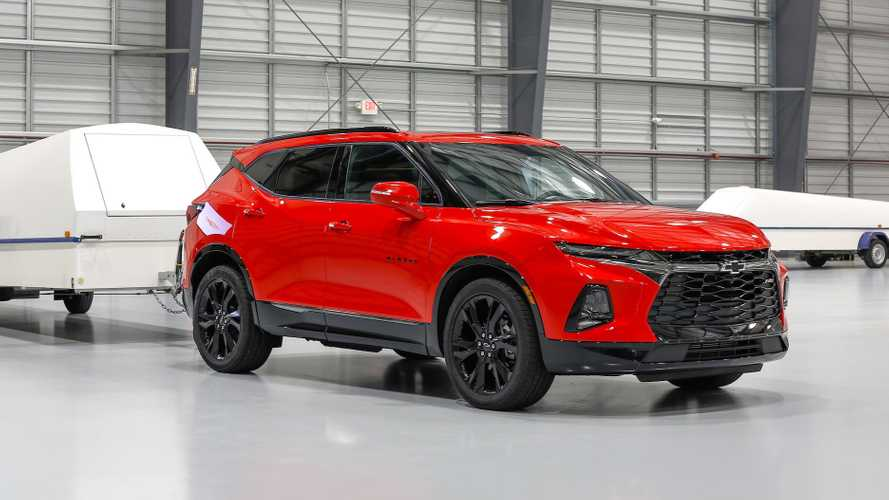 2019 Chevrolet Blazer: First Drive | Motor1.com Photos