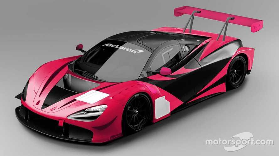 McLaren confirms Super GT return