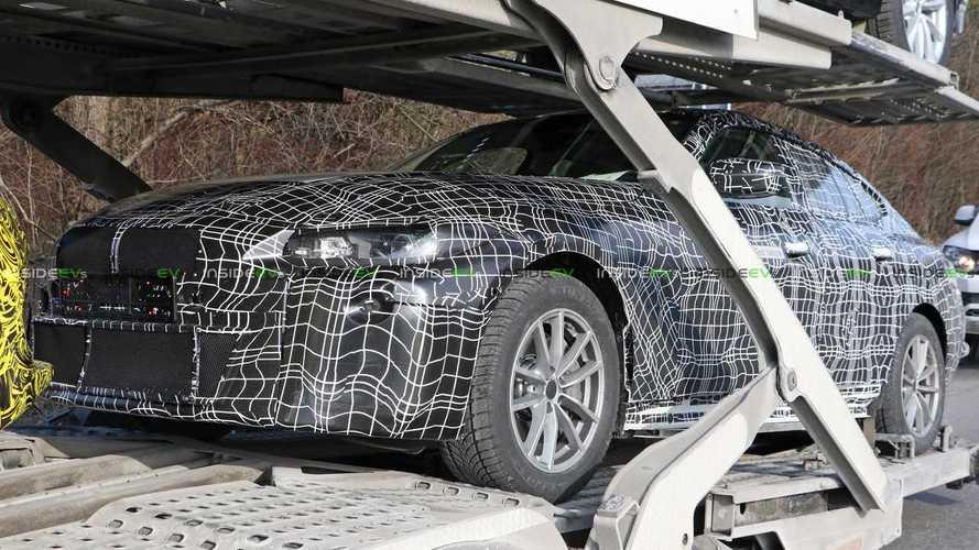 Erwischt: Sehen wir hier bereits den neuen BMW i4?