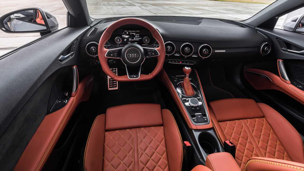 Audi TT 20 Aniversario 2019