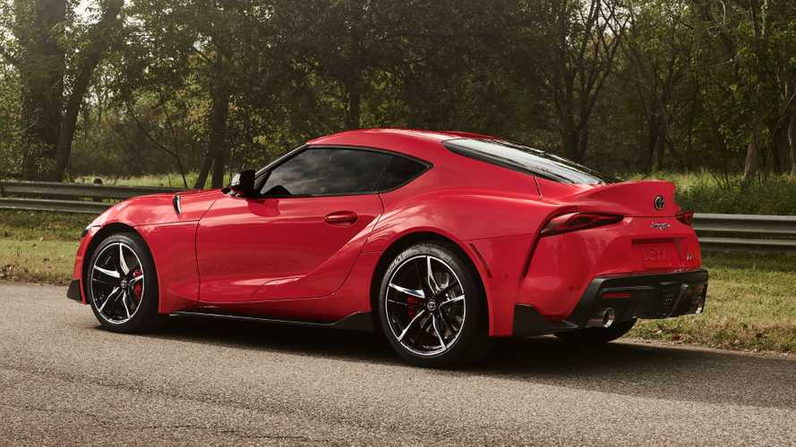 2020 Toyota Supra Already Has Safety Recall . . . From BMW