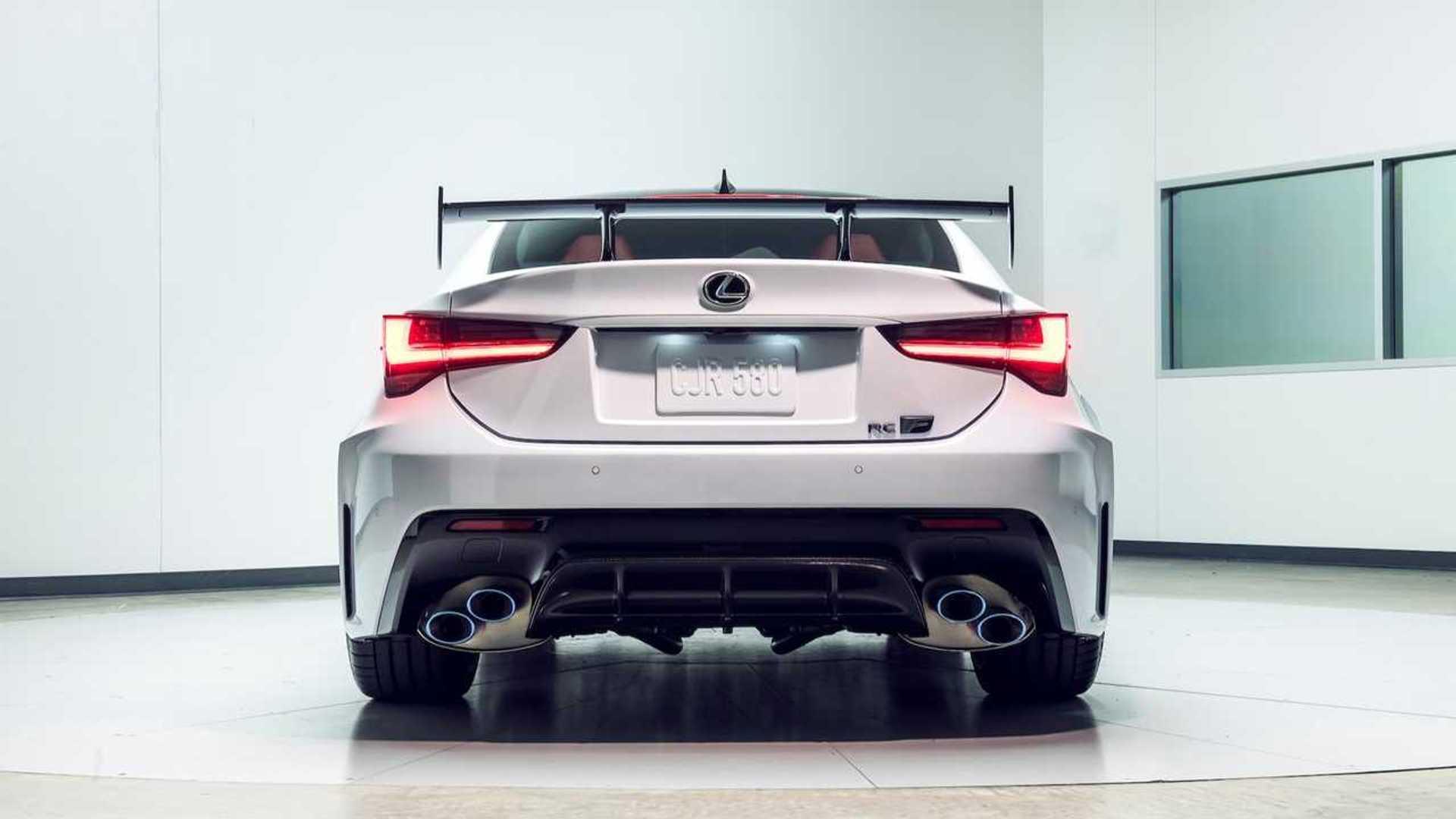 Lexus RC Facelift (2018) 53