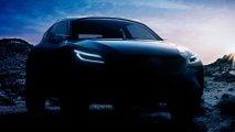 Subaru Viziv Adrenaline Concept vor Genf-Debüt angeteasert