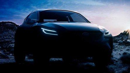 A sötétből leselkedik a Subaru Viziv Adrenaline nevű tanulmánya