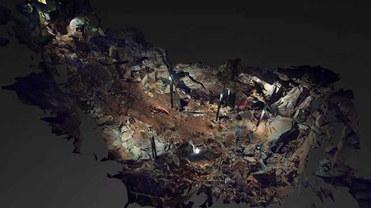 Explore Corvette Sinkhole Cave From Home