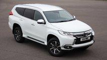 2019 Mitsubishi Shogun Sport Commercial