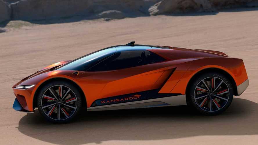GFG Style Kangaroo - La supercar pour faire du tout-terrain