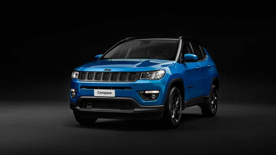 Jeep Compass Night Eagle