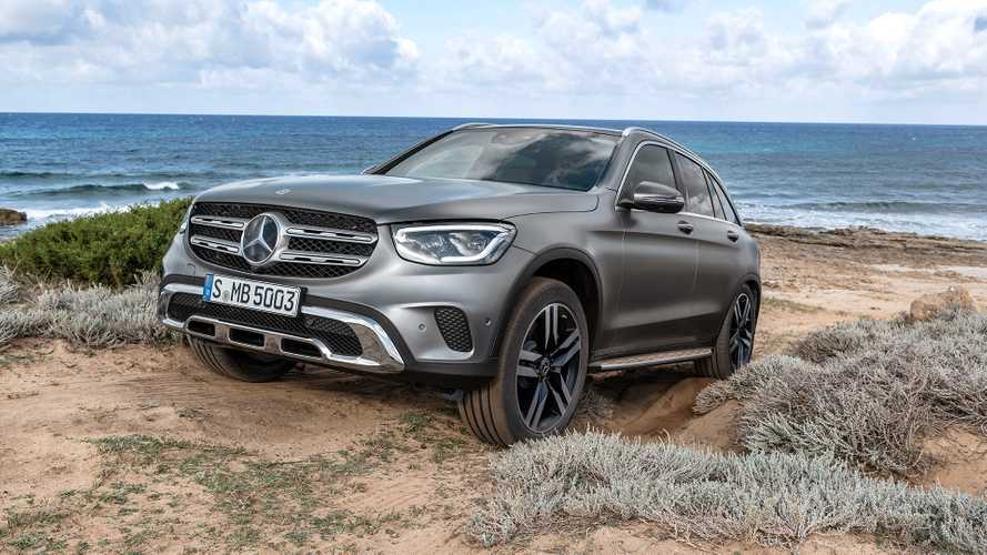 Mercedes-Benz GLC 2020 recebe retoques no visual e novas tecnologias