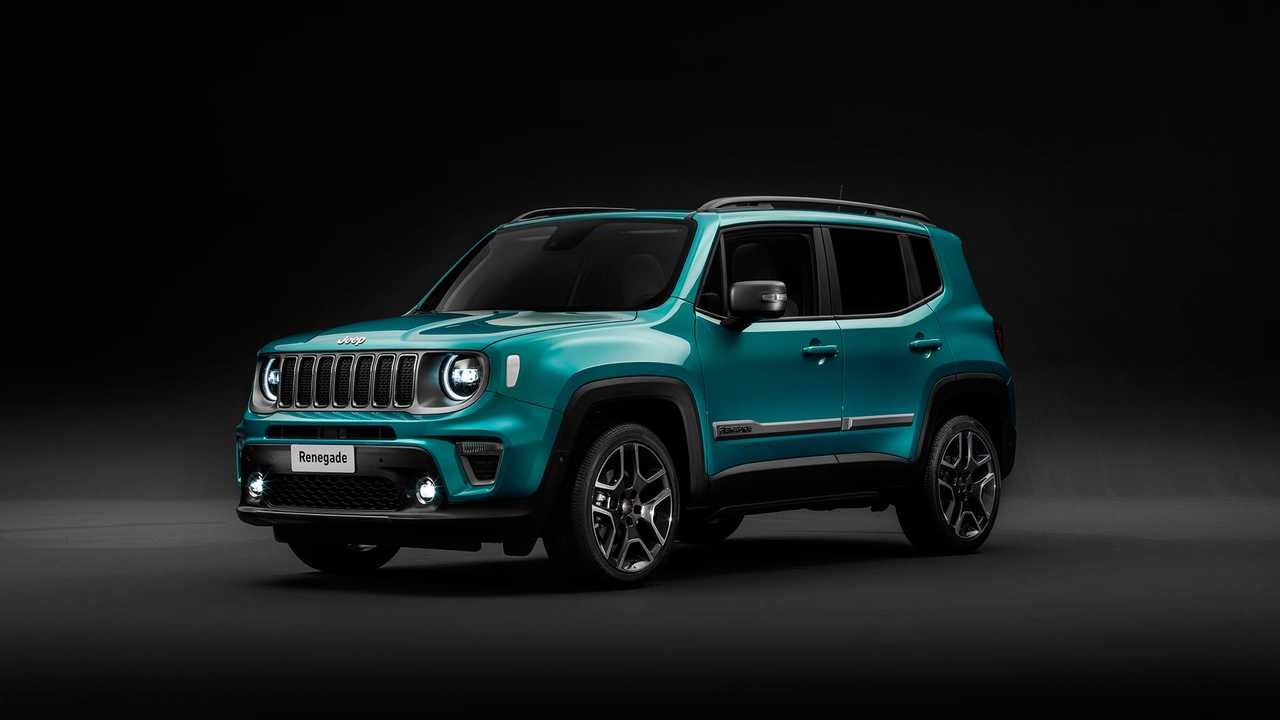 Jeep Cherokee Compass Renegade Show Stylish Upgrades In