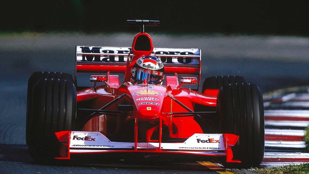 10 imprese di Michael Schumacher in carriera
