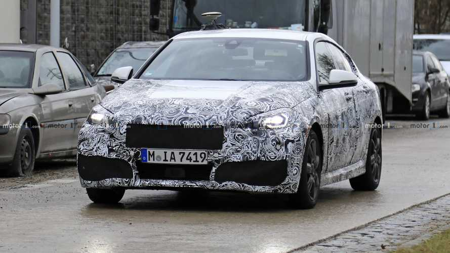 2020 BMW 2 Series Gran Coupe new spy shots