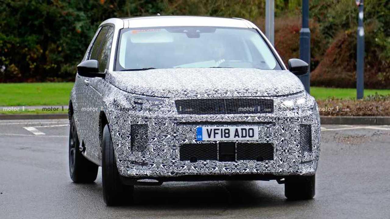 Flagra: Land Rover Discovery Sport reestilizado
