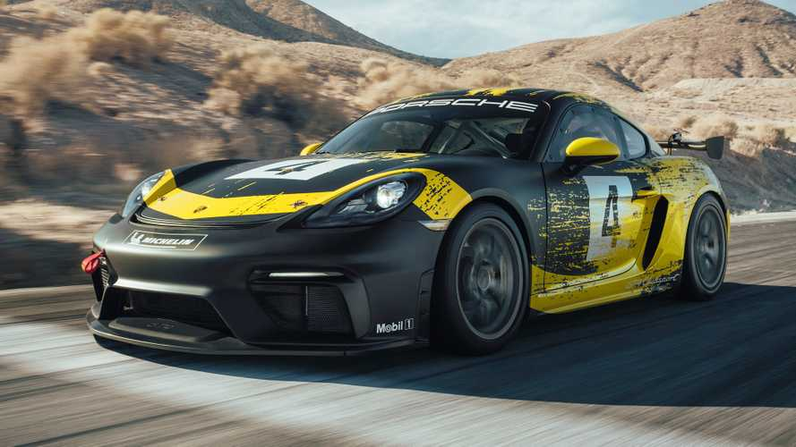 Porsche 718 Cayman GT4 Clubsport revealed with 420 bhp