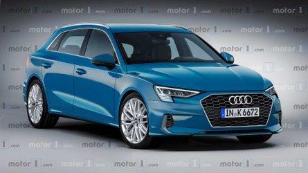 Neue Audi A3 Limousine (2020) in S-Line-Optik erwischt