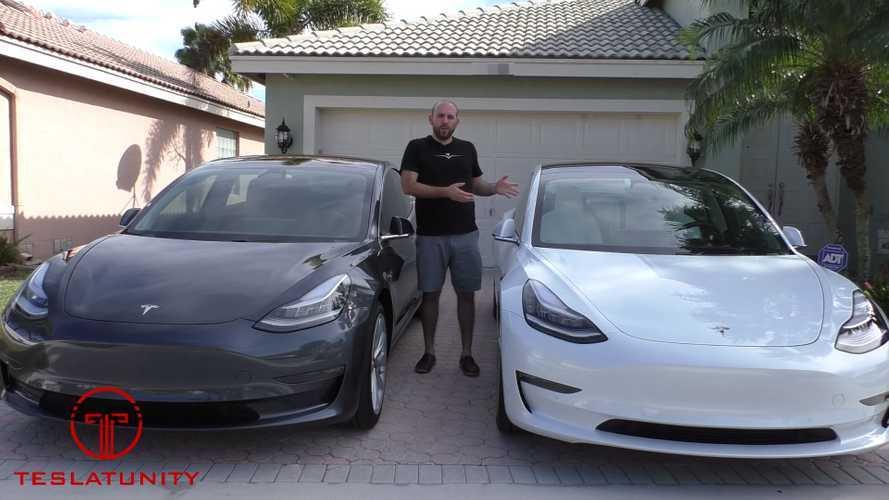 İlk üretilen Model 3'ler ile son üretilenler arasındaki farklar neler?