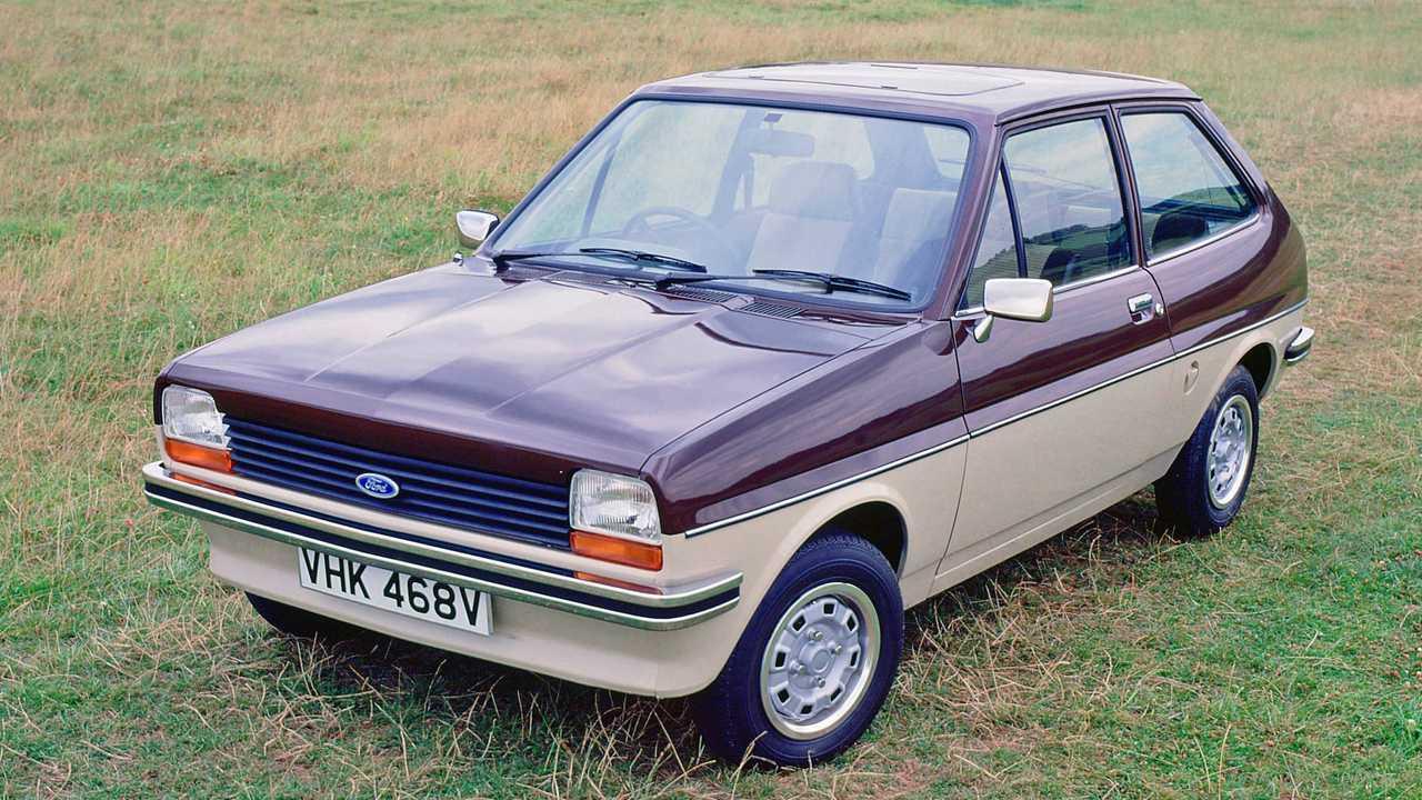 Ford Fiesta – 1976