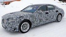 Mercedes-Benz S-Klasse 2020 Erlkönigbilder