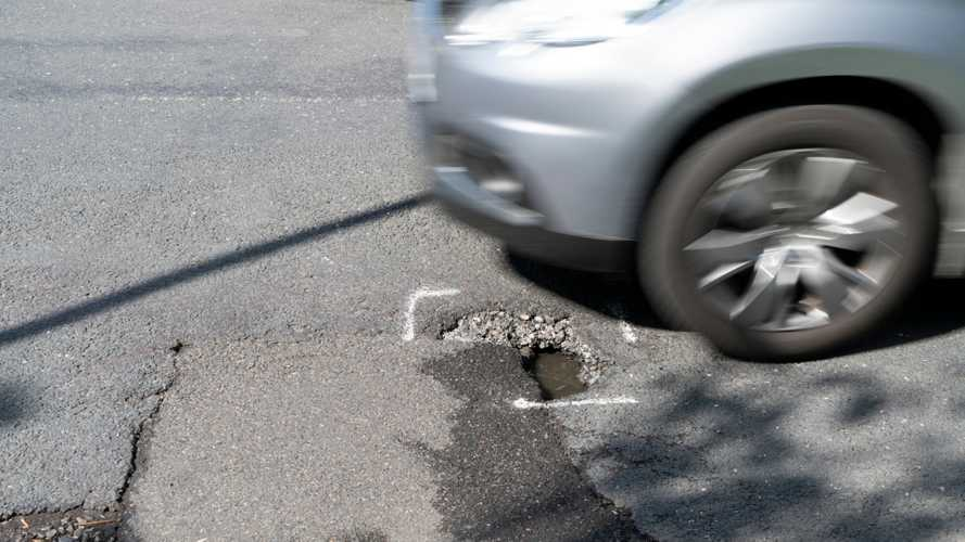 Government announces high-tech new pothole mapping plan